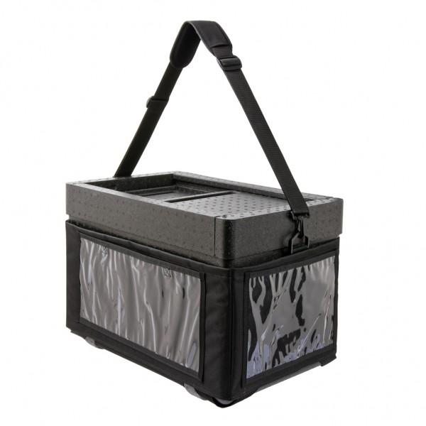 BEACH BOX mit Textiltasche/ with textile bag