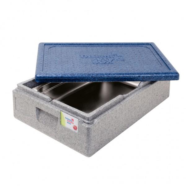 THERMOBOX GASTRONORM 1/1, grau-blau 30 l